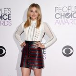 Chloe Grace Moretz en los People's Choice Awards 2015