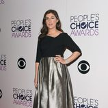 Mayim Bialik en los People's Choice Awards 2015