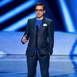 Robert Downey Jr. en los People's Choice Awards 2015