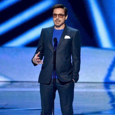 Robert Downey Jr. en los People's Choice Awards 2015