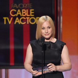 Patricia Arquette en los People's Choice Awards 2015