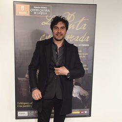 José Manuel Seda en el estreno de 'La Puta Enamorada'