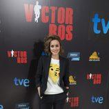 Megan Montaner en la presentación de 'Víctor Ros'