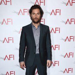 Matthew McConaughey en los AFI Awards 2014