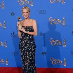 Joanne Froggatt, mejor actriz secundaria en los Globos de Oro 2015