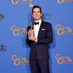 Matt Bomer, mejor actor secundario de una mini-serie en los Globos de Oro 2015
