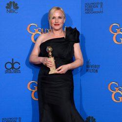 Patricia Arquette, mejor actriz de reparto en los Globos de Oro 2015