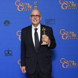 Jeffrey Tambor, mejor actor de comedia en los Globos de Oro 2015