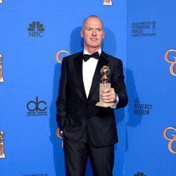 Michael Keaton, mejor actor de comedia en los Globos de Oro 2015