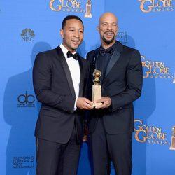John Legend y Common, mejor canción en los Globos de Oro 2015