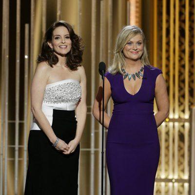 Tina Fey y Amy Poehler, presentadoras de los Globos de Oro 2015