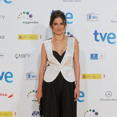 Elena Anaya en la alfombra roja de los Premios José María Forqué 2015