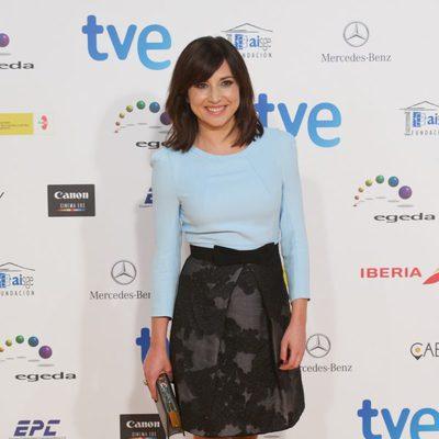 Marian Álvarez en la alfombra roja de los Premios José María Forqué 2015