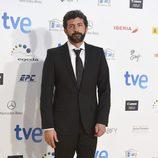 Alberto Rodríguez en los Premios José María Forqué 2015