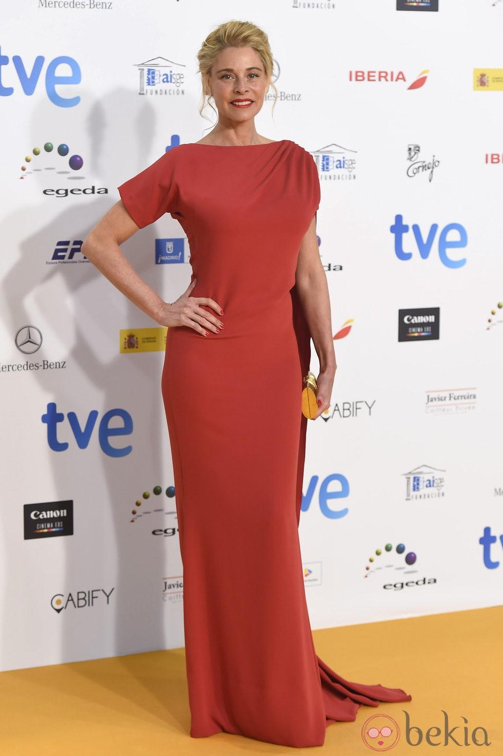 Belén Rueda en los Premios José María Forqué 2015