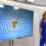 Edurne, elegida representante de España para el Festival de Eurovisión 2015