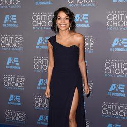 Rosario Dawson en los Critics' Choice Awards 2015