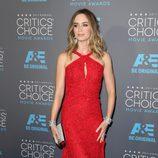 Emily Blunt en los Critics' Choice Awards 2015