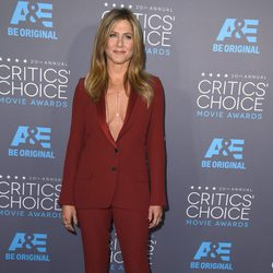Jennifer Aniston en los Critics' Choice Awards 2015