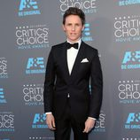 Eddie Redmayne en los Critics' Choice Awards 2015