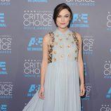 Keira Knightley en los Critics' Choice Awards 2015