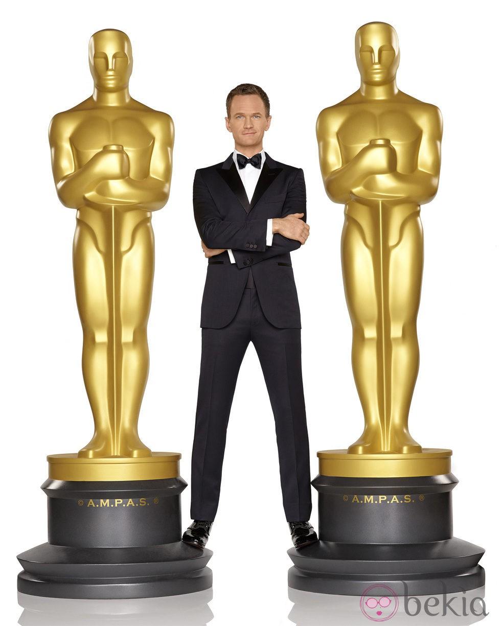 Neil Patrick Harris, elegido presentador de los Oscar 2015