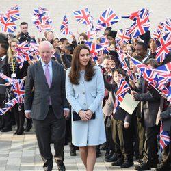 Kate Middleton en Kensington Aldridge Academy