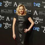 Carmen Machi en la fiesta de los nominados a los Goya 2015