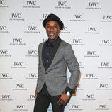 Aloe Blacc en el Salón de la Alta Relojería de Ginebra