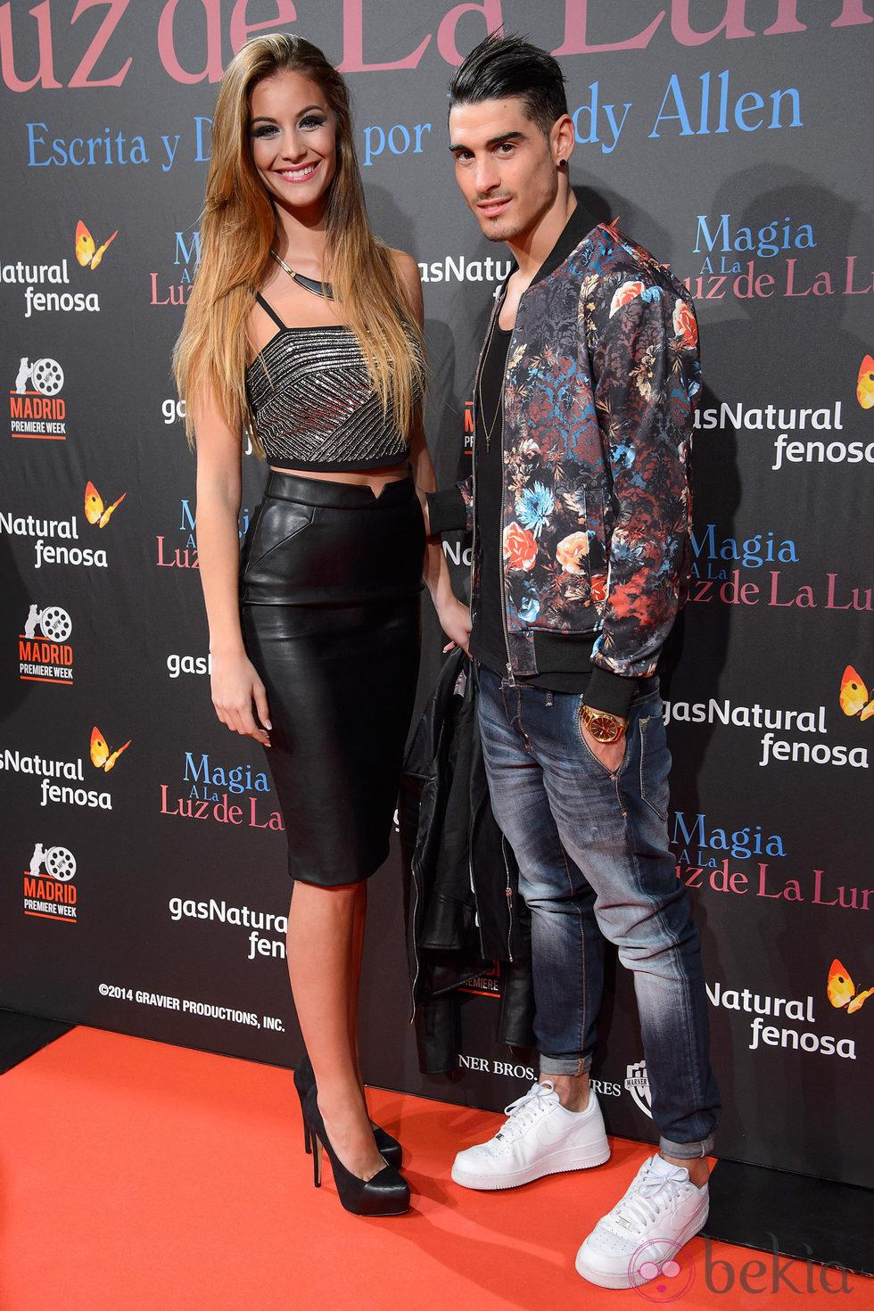Desiré Cordero y Álvaro Ruiz acuden al Festival 'Madrid Premiere Week 2014'