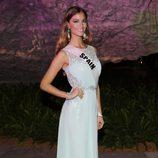 Desiré Cordero acude al evento de bienvenida y recepción de Miss Universo 2015