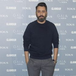Juanjo Oliva en la presentación de la colección cápsula de Gala González para Tous