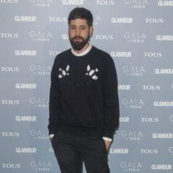 Moisés Nieto en la presentación de la colección cápsula de Gala González para Tous