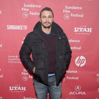 James Franco en el Festival de Sundance 2015