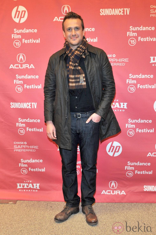 Jason Segel en el Festival de Sundance 2015