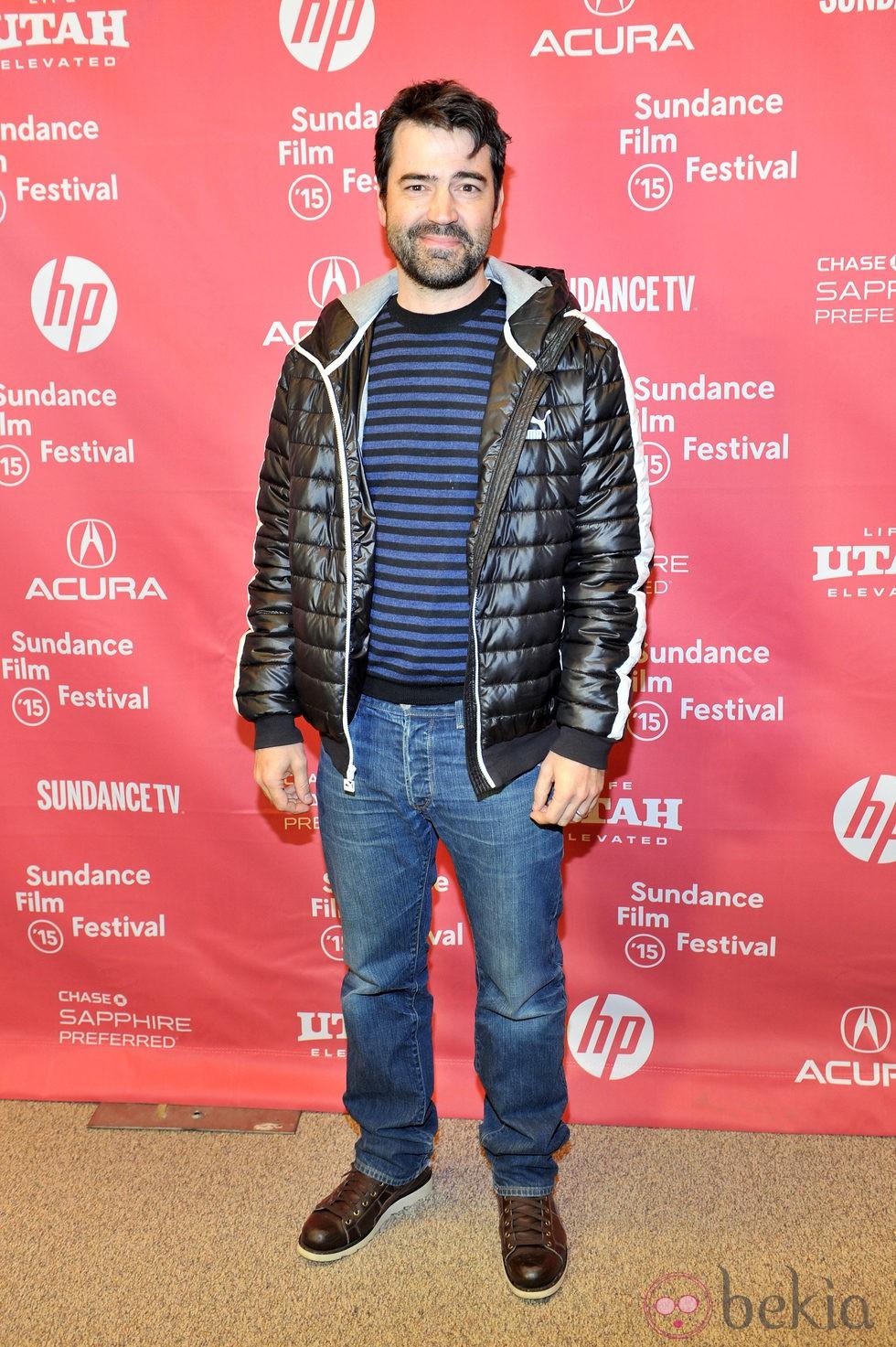 Ron Livingston en el Festival de Sundance 2015