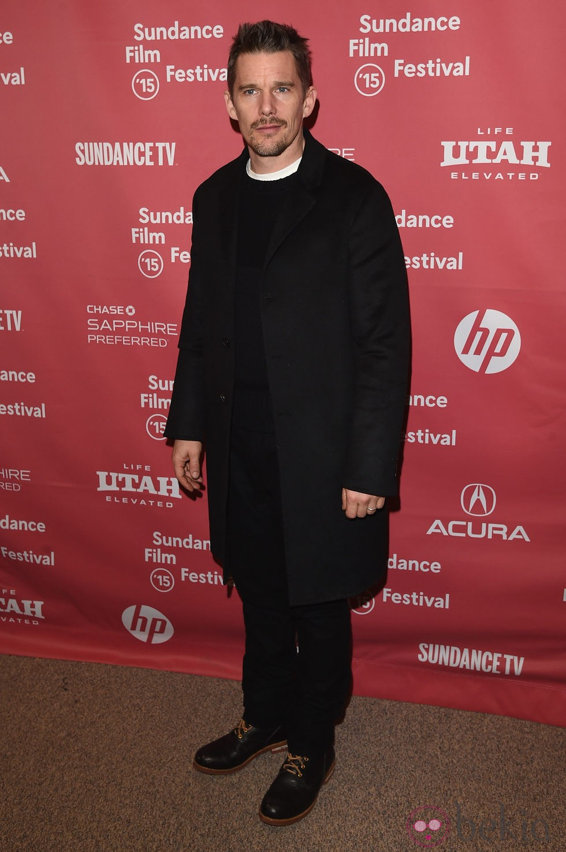 Ethan Hawke en el Festival de Sundance 2015