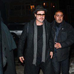Brad Pitt en el Festival de Sundance 2015