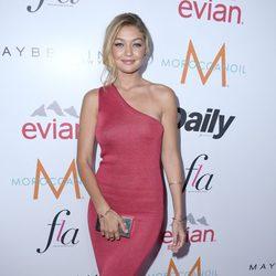 Gigi Hadid asiste a los 'Fashion Los Angeles Awards 2015'
