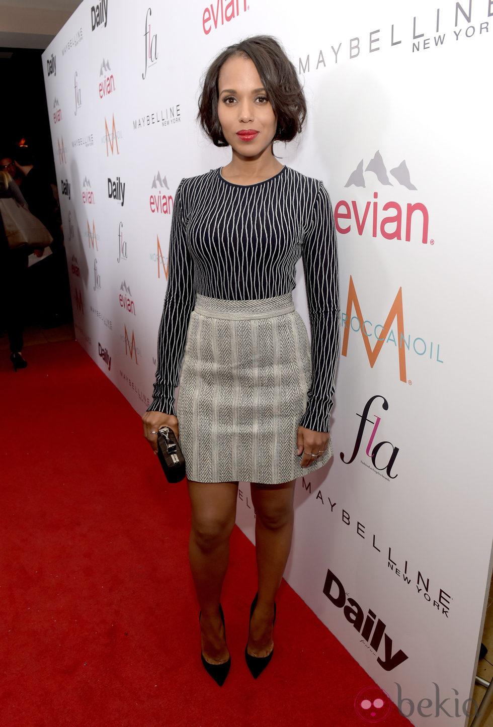 Kerry Washington acude a los 'Fashion Los Angeles Awards 2015'