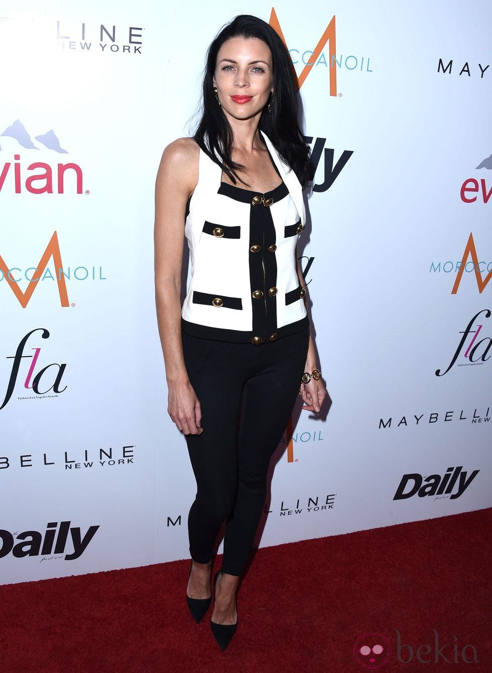 Liberty Ross asiste a los 'Fashion Los Angeles Awards 2015'