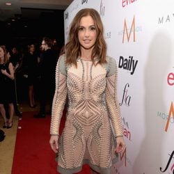 Minka Kelly acude a los 'Fashion Los Angeles Awards 2015'