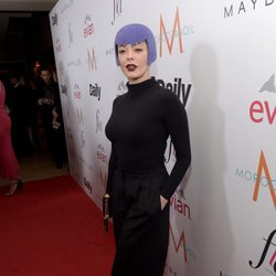 Rose McGowan acude a los 'Fashion Los Angeles Awards 2015'