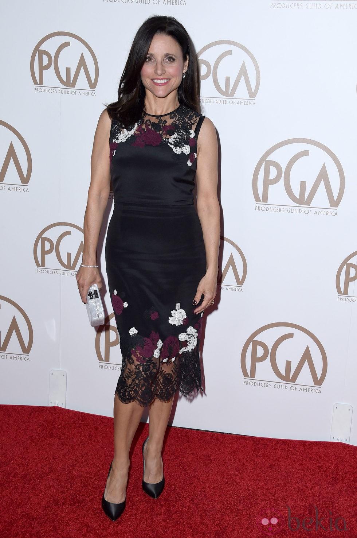 Julia Louise Dreyfus en los Producers Guild Awards 2015