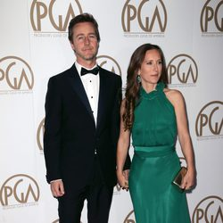 Edward Norton en los Producers Guild Awards 2015