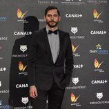 Paco León en la alfombra roja de los Premios Feroz 2015