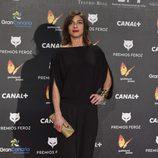 Natalia Tena en la alfombra roja de los Premios Feroz 2015