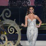 Miss España 2014 Desiré Cordero en la gala final de Miss Universo 2015