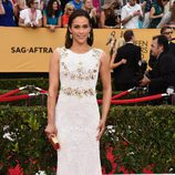Paula Patton en la alfombra roja de los Screen Actors Guild Awards 2015