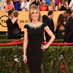 Felicity Huffman en la alfombra roja de los Screen Actors Guild Awards 2015